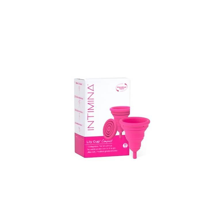 lily cup compacta tamaño B