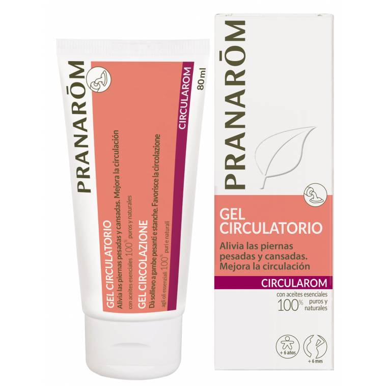 Pranarom Circularom gel circulatorio 100ml