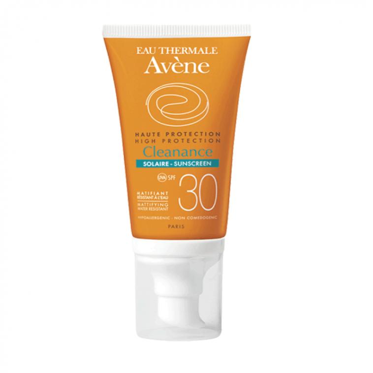 Avene Solar Cleanance  oil free 50ml
