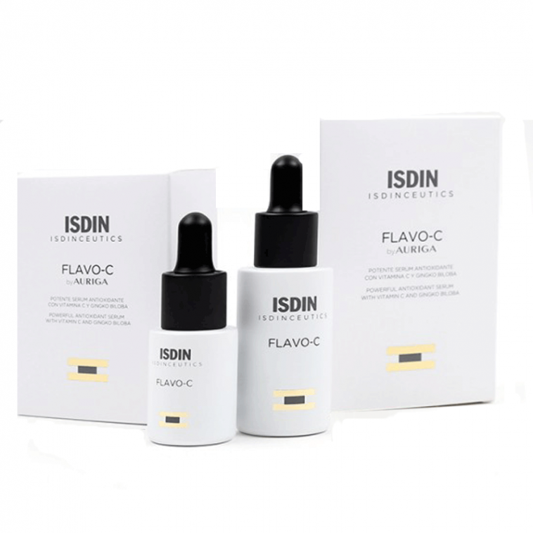 Isdinceutics Flavo C serum 15ml