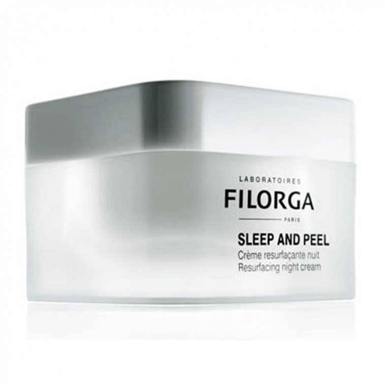 Filorga Sleep and peel crema peeling de noche 50ml