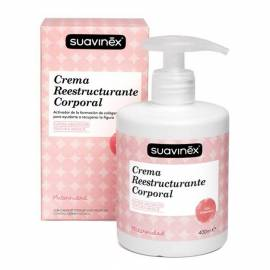 Suavinex Reestructurante Corporal Post-parto 400ml