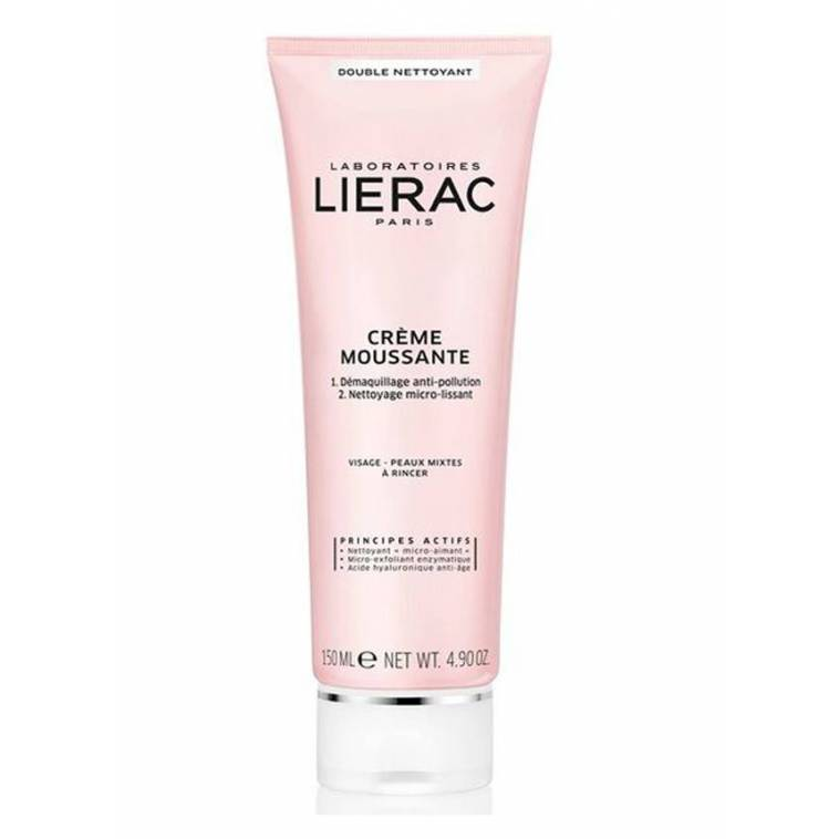 Lierac Pureté gel limpiador facial 200ml