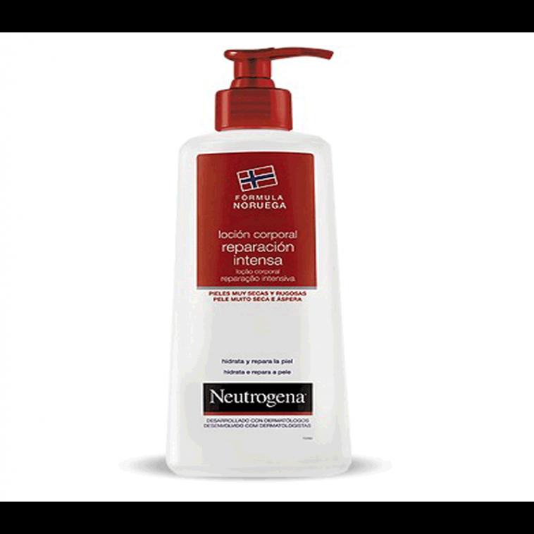 Neutrogena Duplo Loción Corporal Reparación Intensa 750ml piel sensible