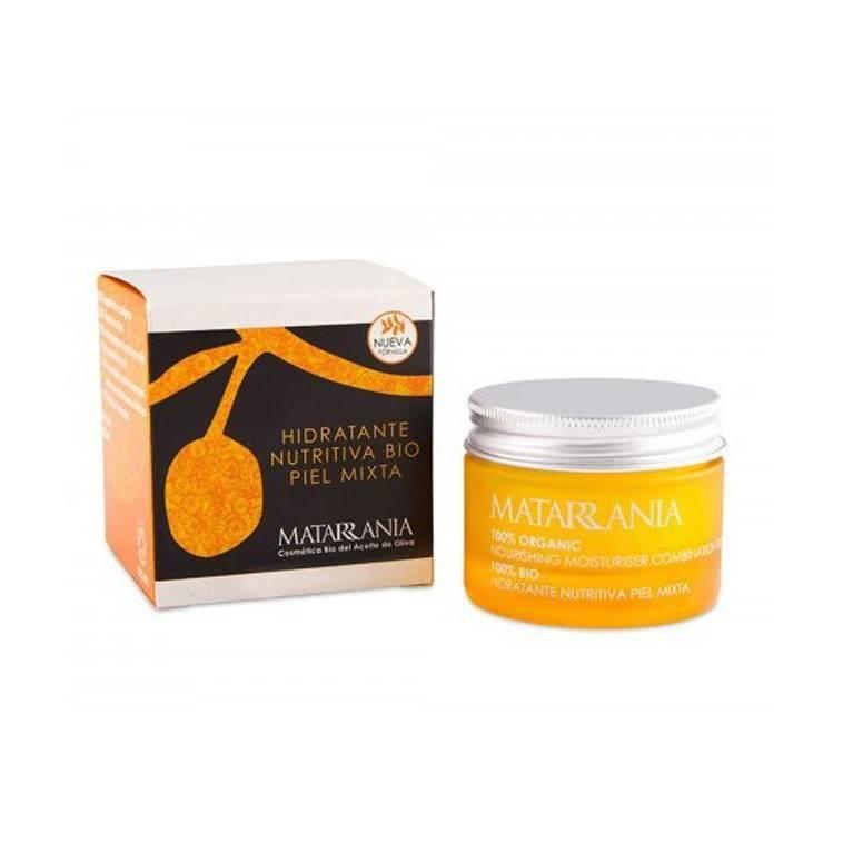 Matarrania Crema Facial Bio Hidratante