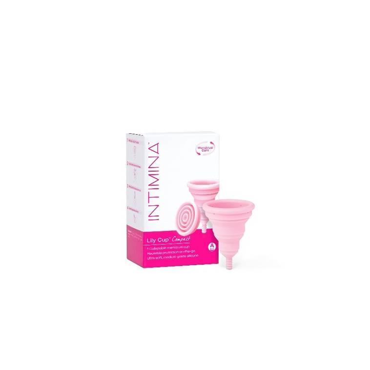 lily cup compacta tamaño A