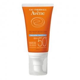 Avene Solar Emulsion oil-free spf50+ piel grasa 50ml
