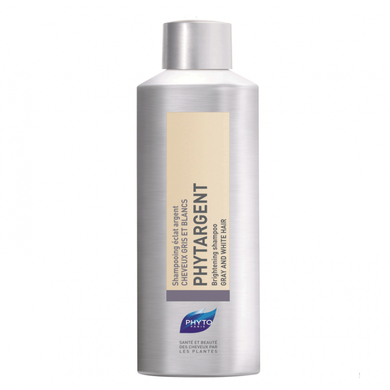 Phyto champú phytargent cabellos grises y blancos 100ml
