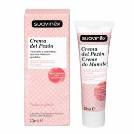 Suavinex Crema para el cuidado del Pezón 20ml