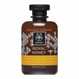 Apivita gel de ducha Royal Honey