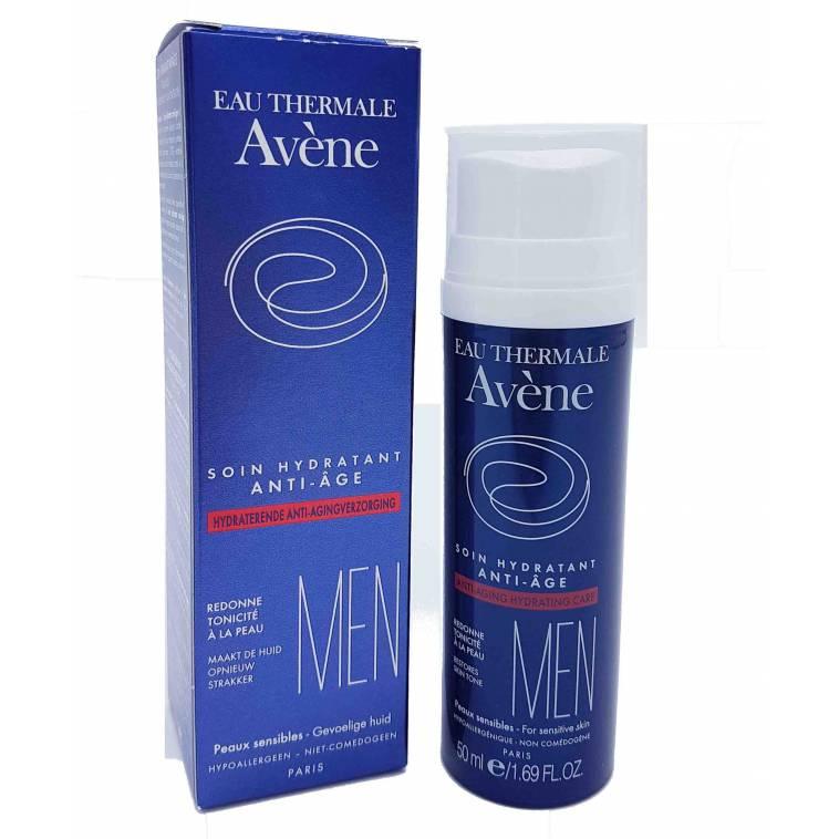 Hidratante Antiedad para hombre Eau Thermale Avène