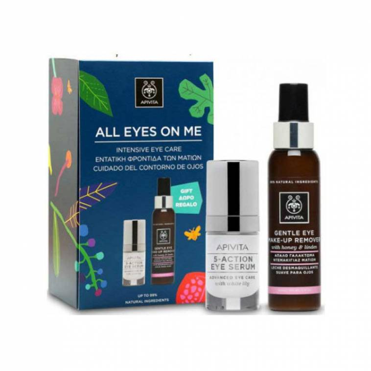Caja regalo Apivita All Eyes On Me
