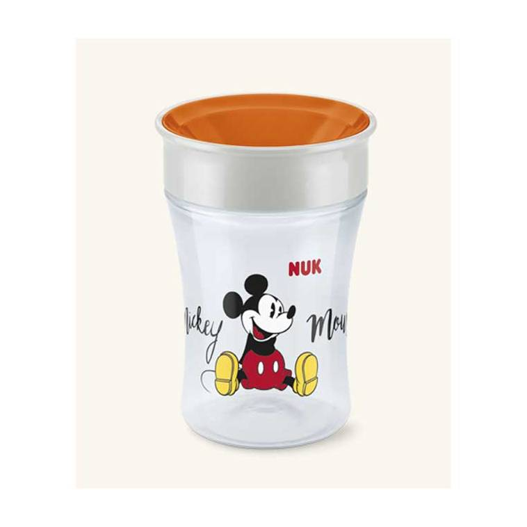 Magic Cup Mickey Mouse de NUK 8M+