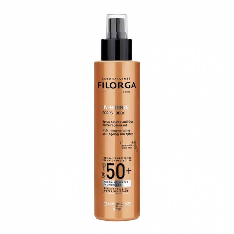 Filorga UV Bronze Body Spray SPF50 150ml