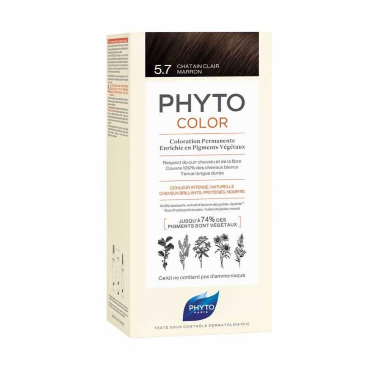 phytocolor 5.7 Castaño Marron Claro