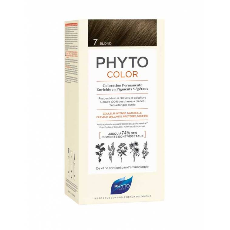 phytocolor 7 Rubio