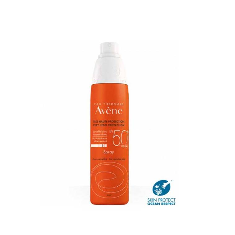 Avene Solar Spray spf 50 + 200ml