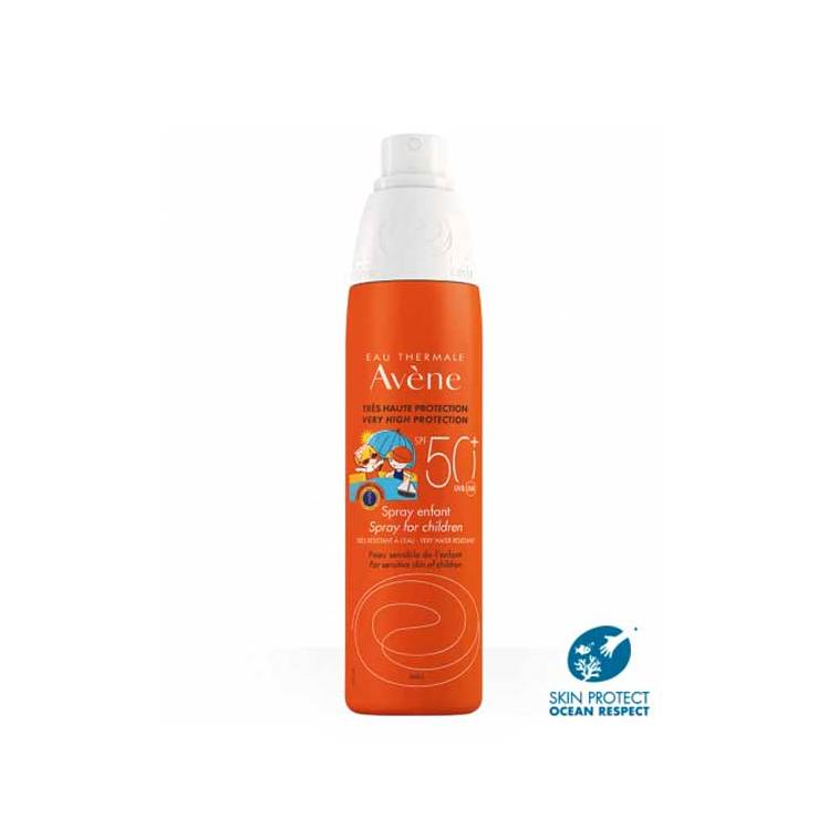 Avene Solar Spray spf 50+ niños 200ml