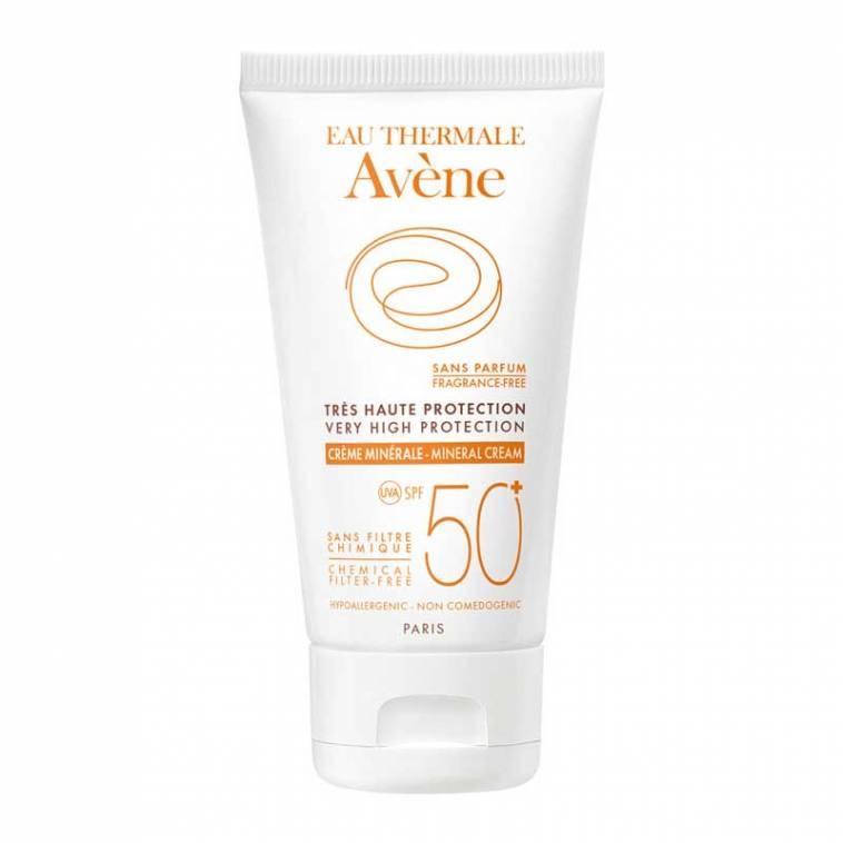 Avene Leche Mineral SPF50+