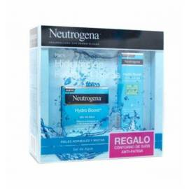 Hydro Boost gel crema pack Neutrogena
