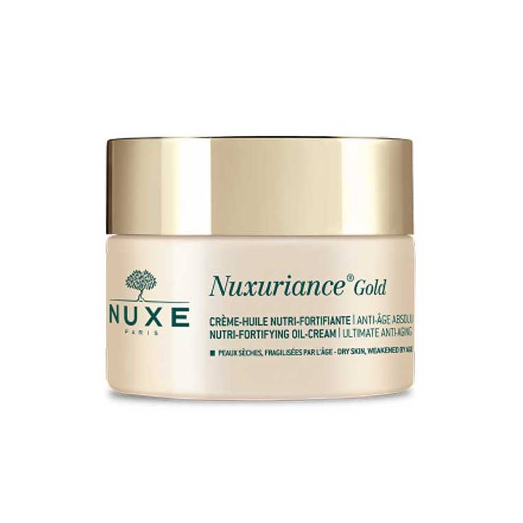 Nuxe Nuxuriance Gold Crema-Aceite Nutri-Fortificante Antiedad