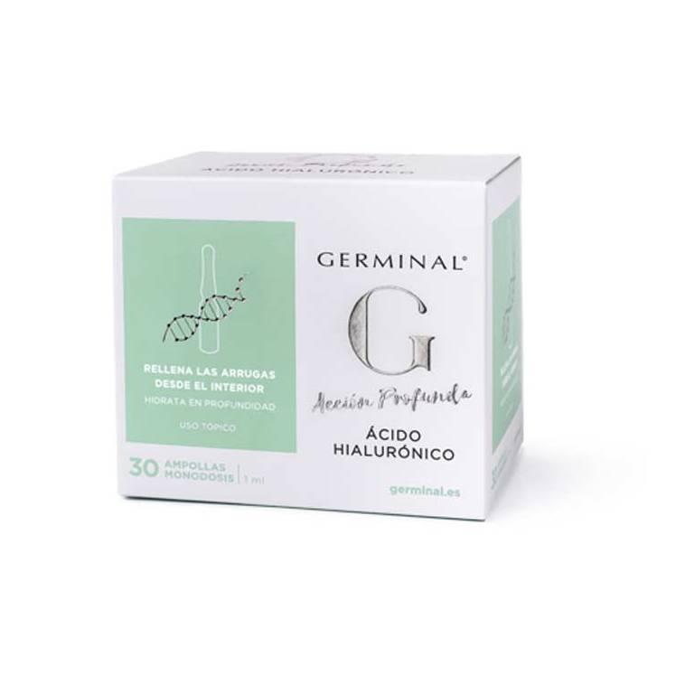 Germinal ácido hialuronico 30 Ampollas