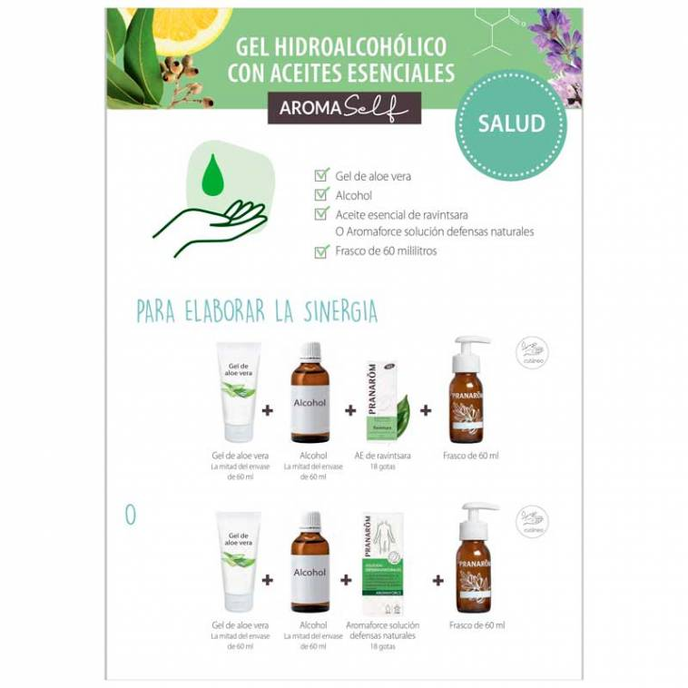 Pranarom Solución Defensas Naturales 5ml