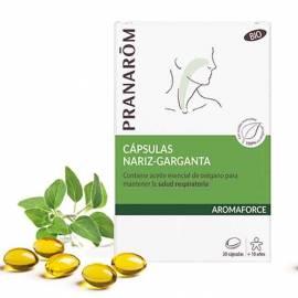 Oleocaps 1 Nariz Garganta