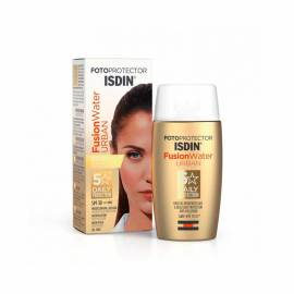 Isdin Fusion Water Urban SPF30 fotoprotector