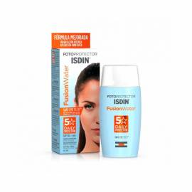 Fusion water fotoprotector spf50