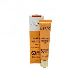 Lierac Sunissime BB Fluido Protector Con Color SPF50