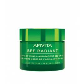 Apivita Gel Crema Iluminadora Antiedad Bee Radiant 50ml