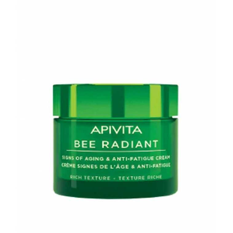 Apivita Crema Iluminadora Antiedad Bee Radiant 50ml