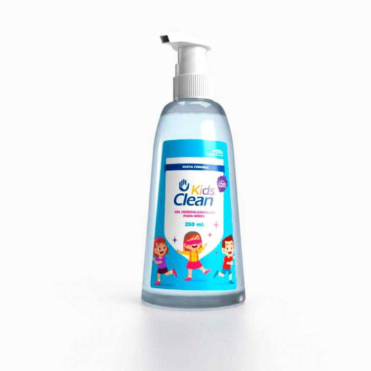Kids Clean Gel Hidroalcoholico