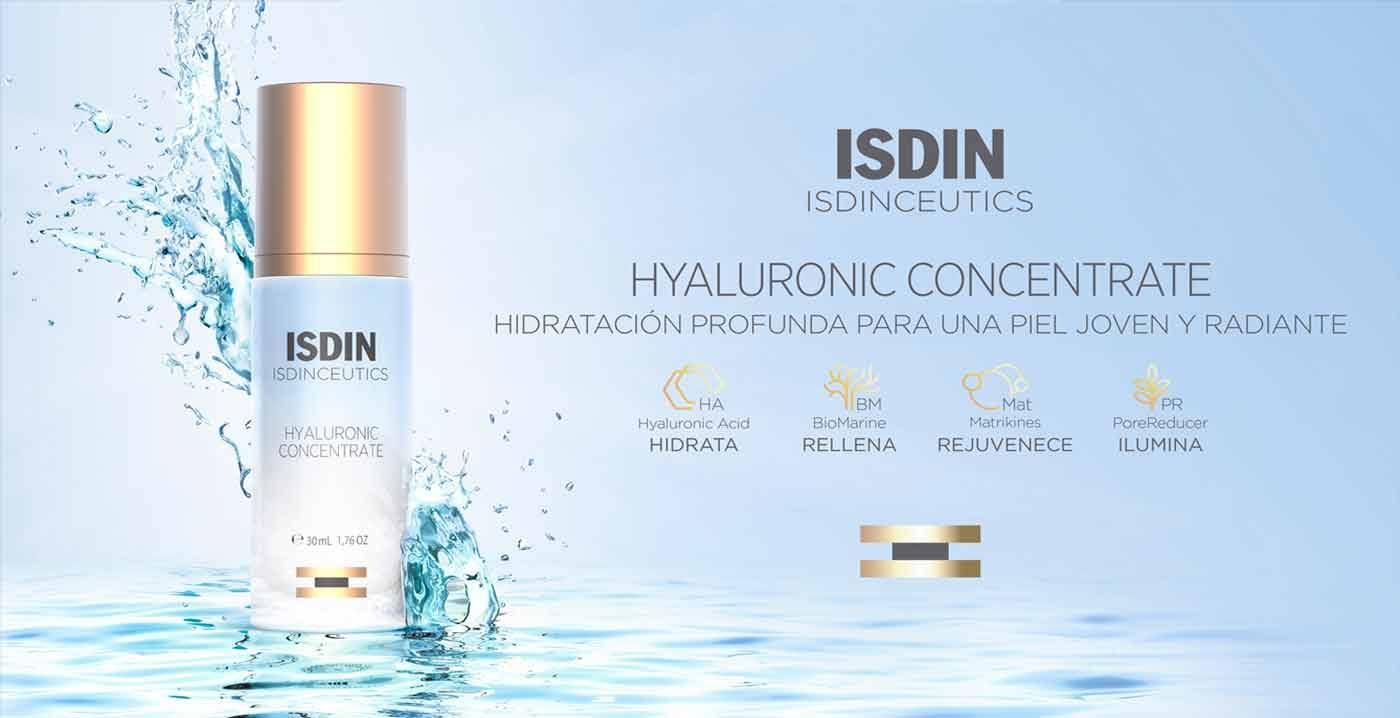 Isdin Sérum Isdinceutics Hyaluronic Concentrate