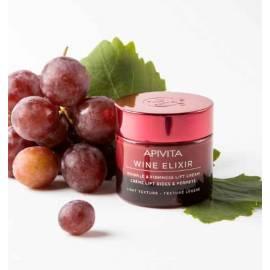 Apivita Wine Elixir Crema Natural de Dia Anti-arrugas spf15 50ml